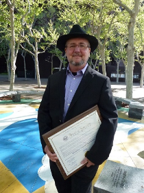 On March 22nd, Ken Yeager and the Board of Supervisors awarded the South Bay TDOV a commendation!